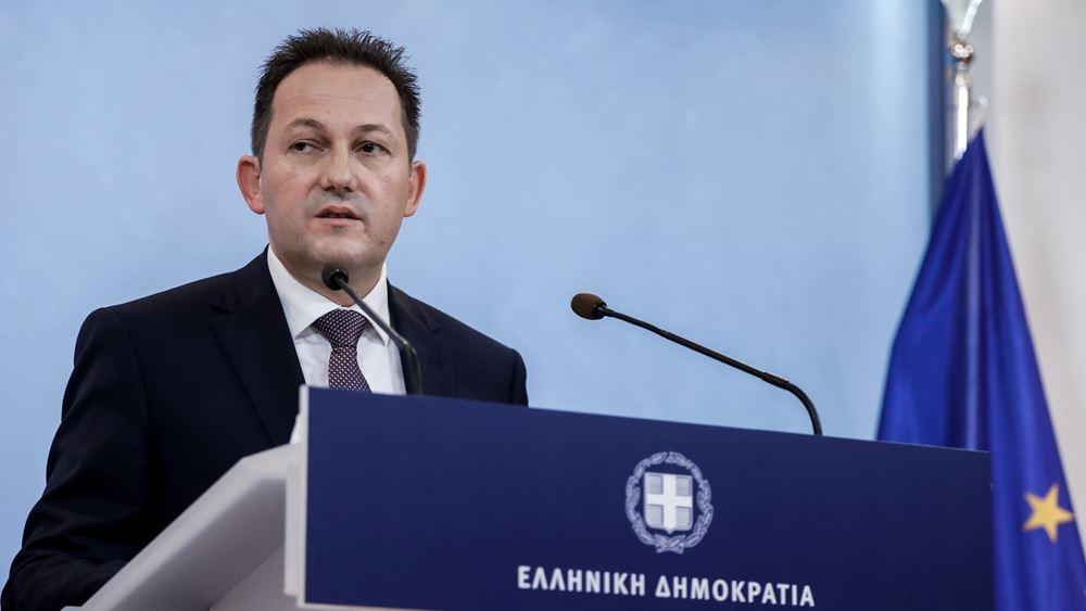 Σ. Πέτσας: Ο Α. Τσίπρας δεν μπόρεσε να ξεπεράσει το χθες και σήμερα δεν μπόρεσε να αγκαλιάσει το αύριο