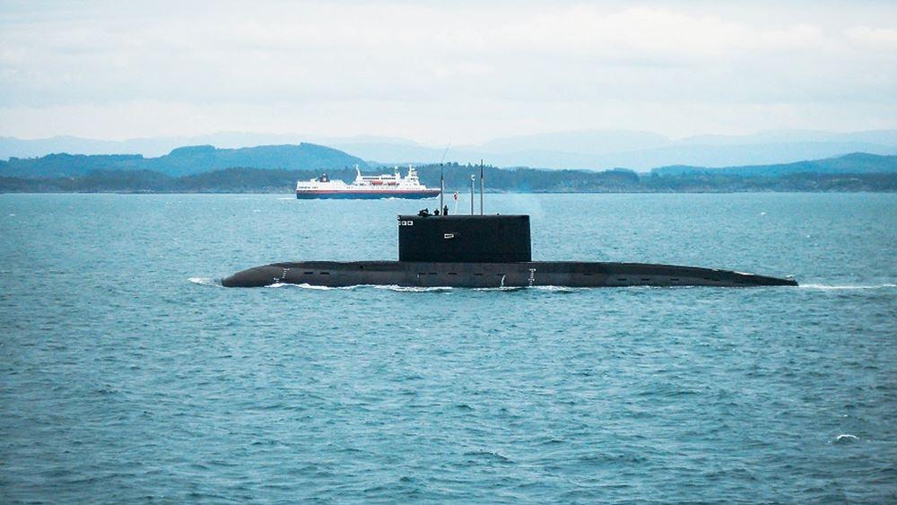 Ρωσια πολεμικο ναυτικο
