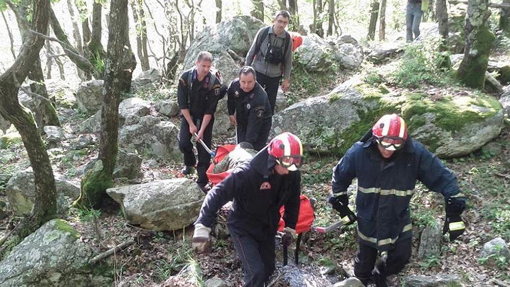 Μυστήριο με τέσσερις νεκρούς σε σπήλαιο στο Λουτράκι