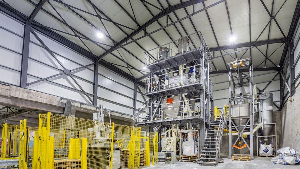 Η τεχνογνωσία μας στο τομέα της Χημικής Βιομηχανίας εξαργυρώνεται σε έργα όπως αυτό της εταιρίας Alchimica