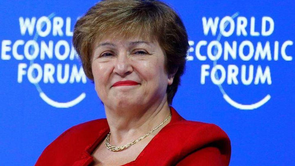 Γκεοργκίεβα (ΔΝΤ): Η ανακωχή στο εμπόριο δεν είναι το ίδιο με την ειρήνη