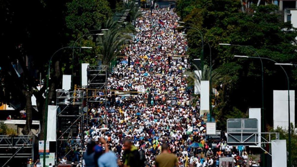 Βενεζουέλα: 5 νεκροί και 233 συλλήψεις στις ταραχές της περασμένης εβδομάδας