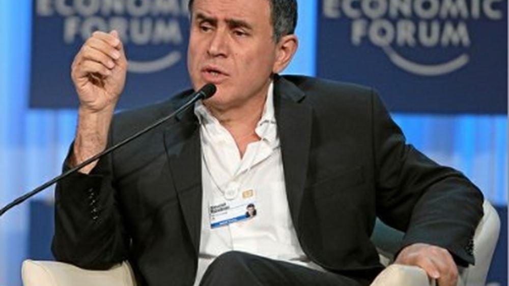 Προειδοποιεί για τις επιπτώσεις του κοροναϊού στην οικονομία ο Roubini