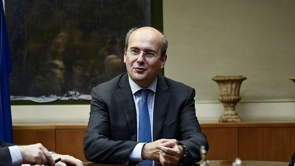 Κ. Χατζηδάκης: Υπομονή 40 ημέρες για τον Πρόεδρο της Δημοκρατίας