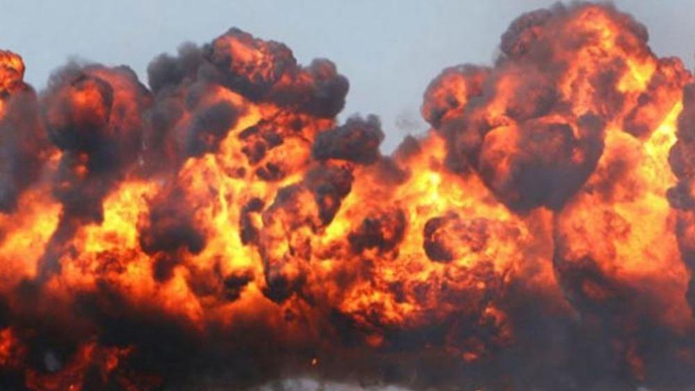 Εκρήξεις και πυρκαγιά σε αποθήκες πυρομαχικών στην Σιβηρία: Ένας νεκρός και επτά τραυματίες