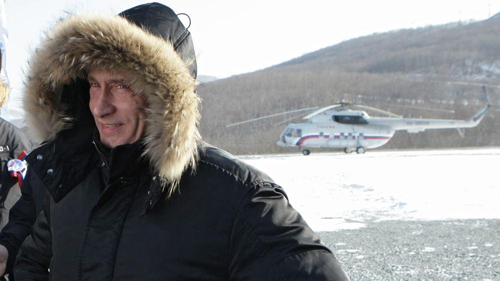 Γιατί ο Πούτιν άρχισε ξαφνικά να πιστεύει στην κλιματική αλλαγή