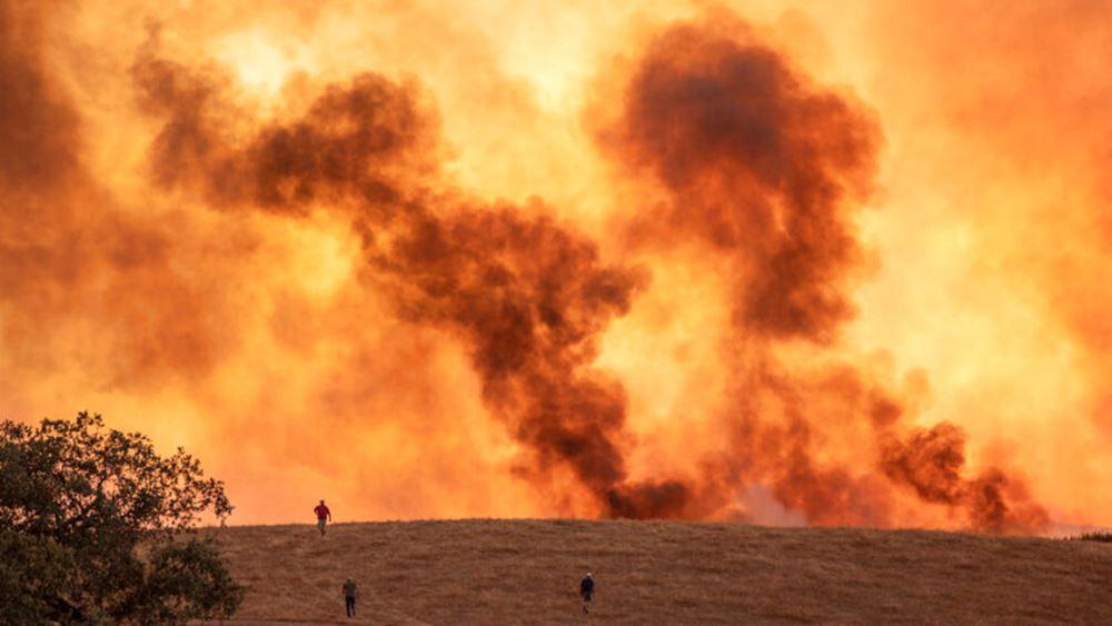 Ισπανία: Υπό έλεγχο η μεγάλη δασική πυρκαγιά στην Ανδαλουσία