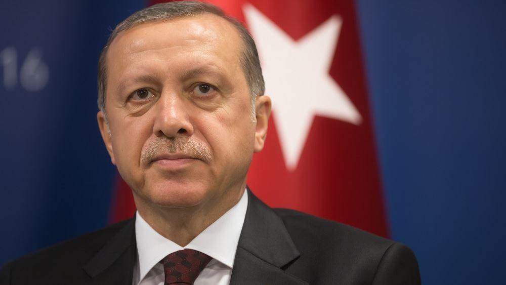 Ερντογάν: Δεν καταλαβαίνουμε από απειλές της Δύσης