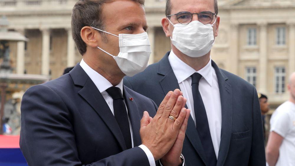 Μακρόν εφ' όλης της ύλης: Νέο πακέτο τόνωσης της οικονομίας της Γαλλίας ύψους 100 δισ. ευρώ