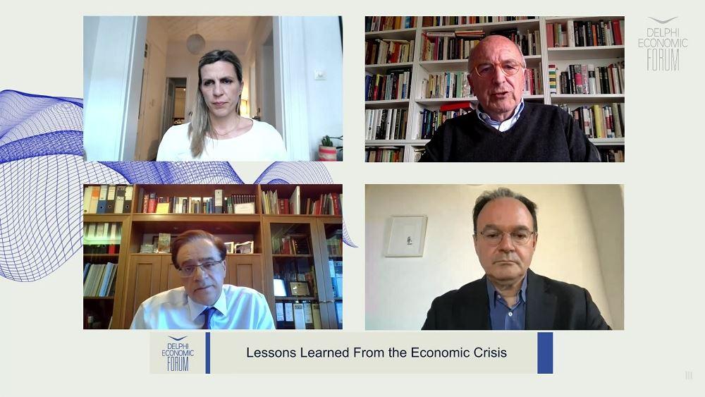 Αλμούνια: Η Ελλάδα πρέπει να συνεχίσει τις μεταρρυθμίσεις πέρα και πάνω από μνημόνια