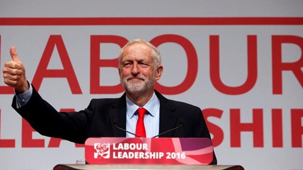 Βρετανία: Ο ηγέτης των Εργατικών προτιμά πρόωρες εκλογές παρά νέο δημοψήφισμα για Brexit