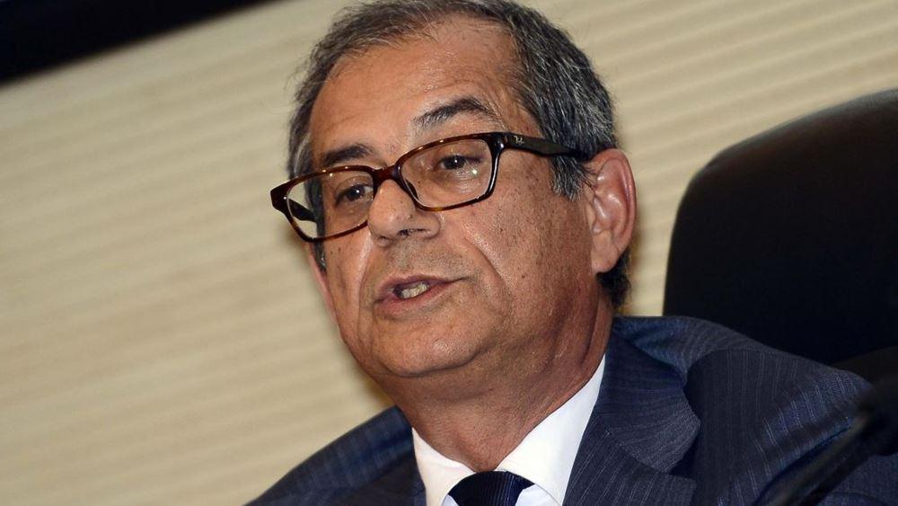 Τζ. Τρία: Στόχος να μειωθεί το ιταλικό έλλειμμα στο 2,1%