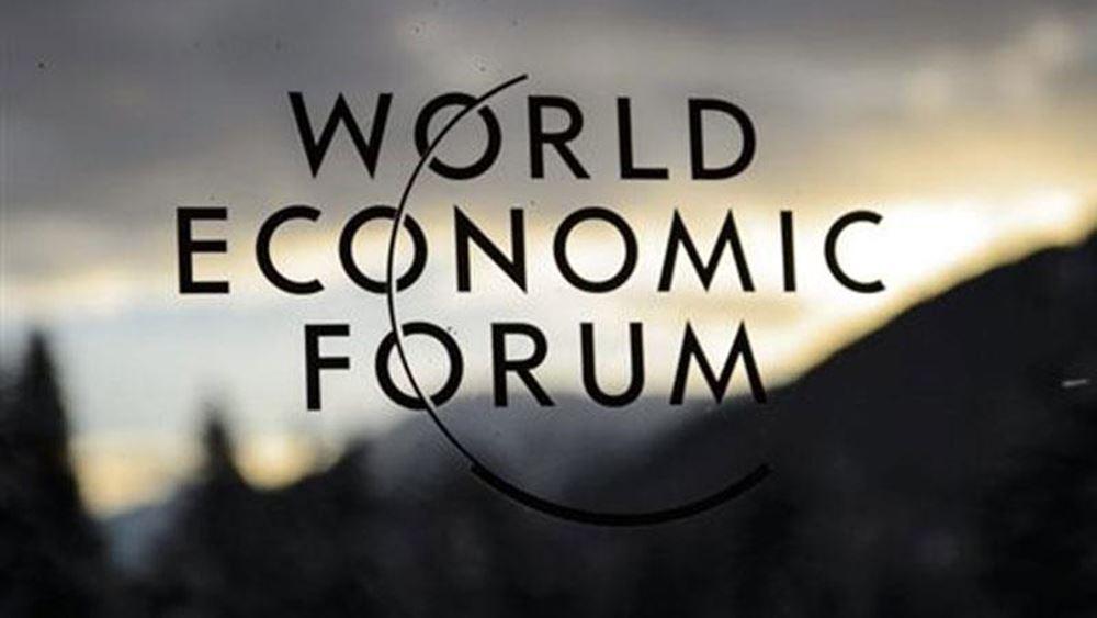 """Νταβός: πανδημία, """"ιός των ανισοτήτων"""" και κινεζική ανάκαμψη στο μενού του Παγκόσμιου Οικονομικού Φόρουμ"""