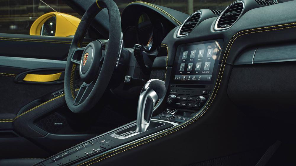 PDK κιβώτιο για τα GT μοντέλα των 718 Cayman και 718 Boxster