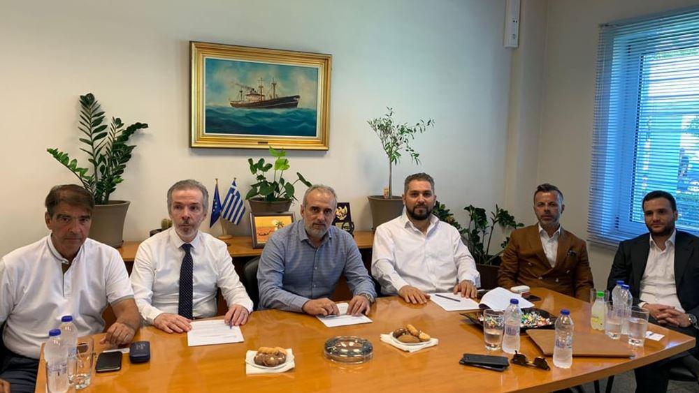 Hellenic Seaplanes και Ελληνικά Υδατοδρόμια αναλαμβάνουντη λειτουργία του υδατοδρομίου της Πάτρας