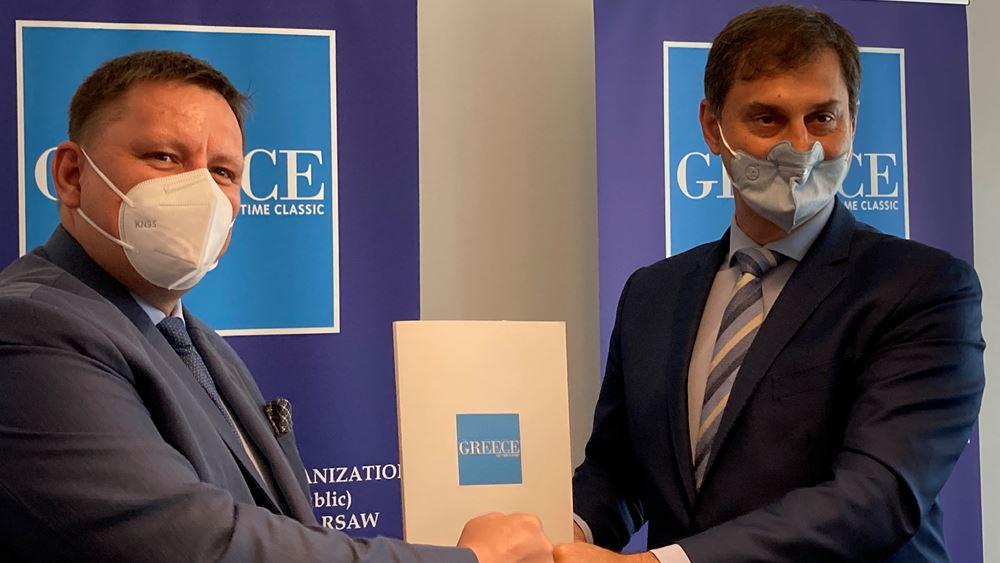 Με τρεις νέες πτήσεις η LOT στην Ελλάδα