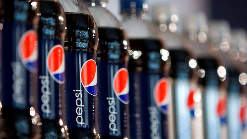PepsiCo: Καλύτερα των εκτιμήσεων τα αποτελέσματα, άνοδος της μετοχής