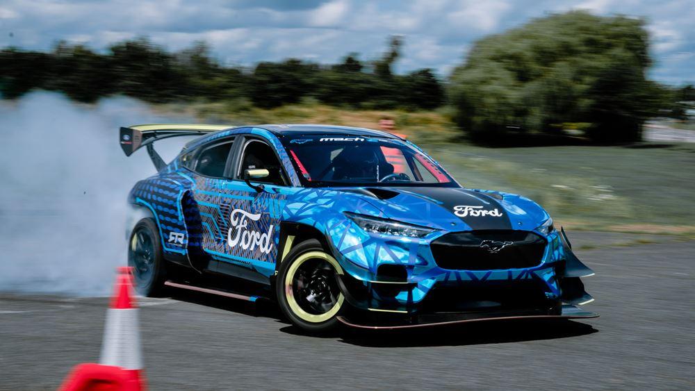 H Ford στο φετινό Goodwood Festival of Speed