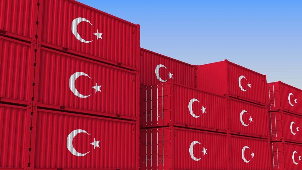 Άλμα 168% για το εμπορικό έλλειμμα της Τουρκίας τον Αύγουστο - Εκτίναξη των εισαγωγών
