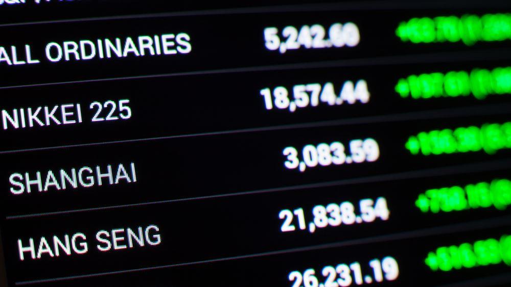 Κέρδη στην Ασία με το βλέμμα σε κινεζική παραγωγή και αυστραλιανά επιτόκια