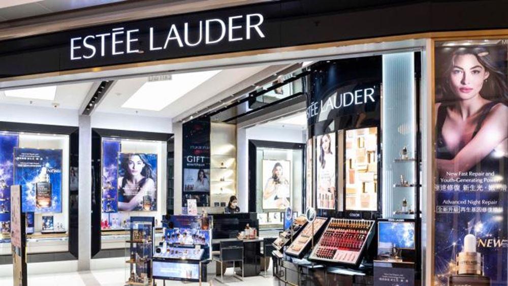 Estee Lauder: Καλύτερα των προσδοκιών τα αποτελέσματα τριμήνου