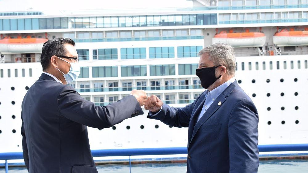 Σύμφωνο Συνεργασίας υπέγραψαν ΟΛΠ και Περιφέρειας Αττικής - Π.Ε. Πειραιώς και Νήσων