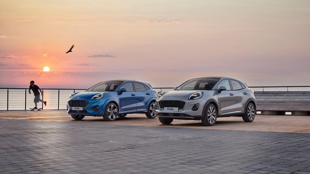 Η Ford στην Έκθεση Αυτοκινήτου της Φρανκφούρτης