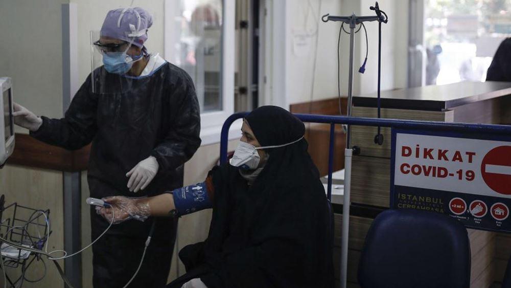 Χάος με τον κορονοϊό στην Άγκυρα: Υπερπλήρη τα νοσοκομεία - Διώχνουν ασθενείς που χρειάζονται ΜΕΘ