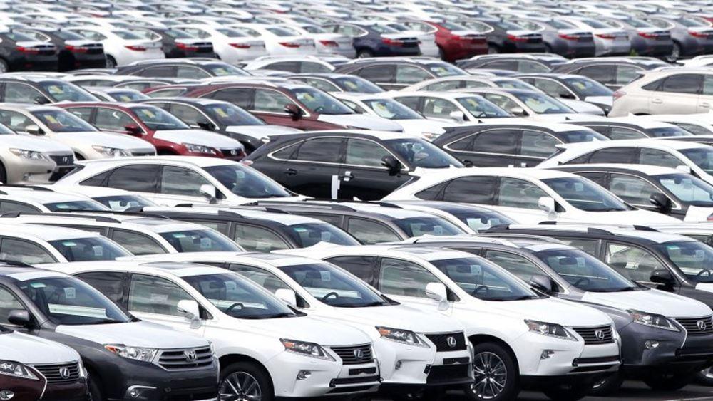 ΕΛΣΤΑΤ: Αυξήθηκε 5,8% ο δείκτης κύκλου εργασιών στον τομέα των αυτοκινήτων
