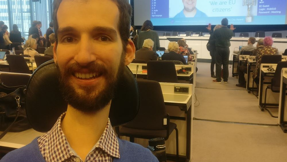 Κυμπουρόπουλος στον ΣΚΑΪ: Θέλω να είμαι η φωνή των Ελλήνων στην Ευρωβουλή
