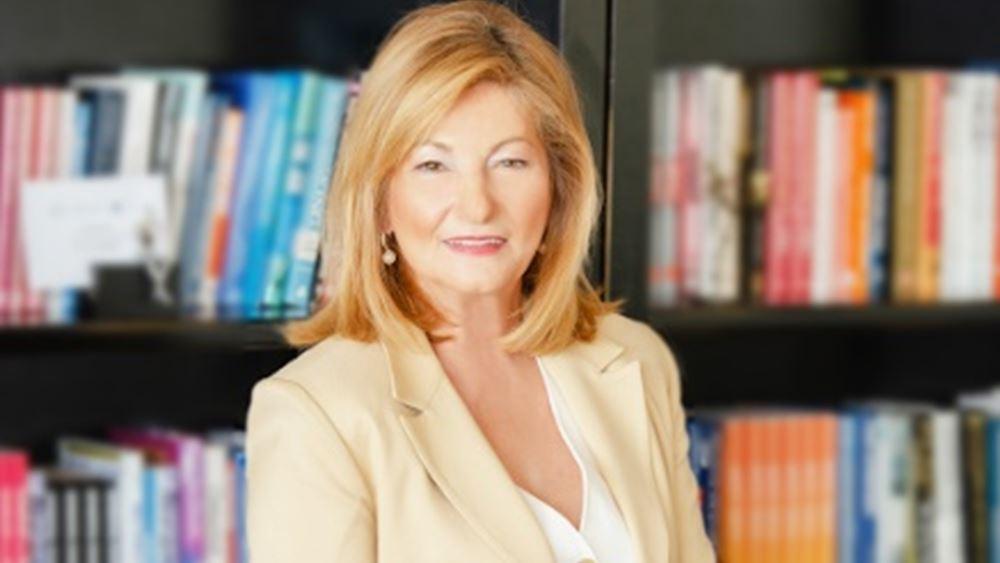 """Γεωργία Καρτσάνη: """"Το School of Leadership αποτελεί κομβική εξέλιξη στην ιστορία του CEO Clubs Greece"""""""