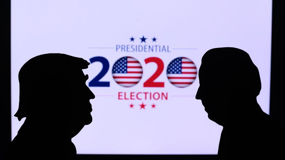 Το πρώτο debate μεταξύ Τραμπ - Μπάιντεν