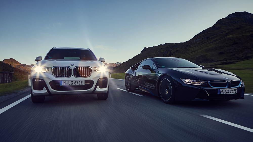 Νέα BMW X3 xDrive30e