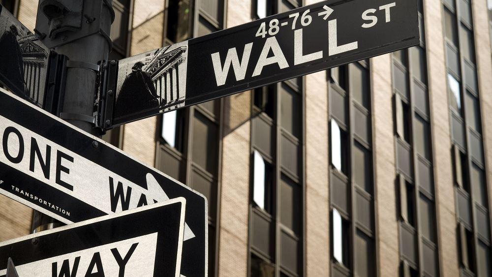 Βαριές απώλειες για τα futures της Wall Street