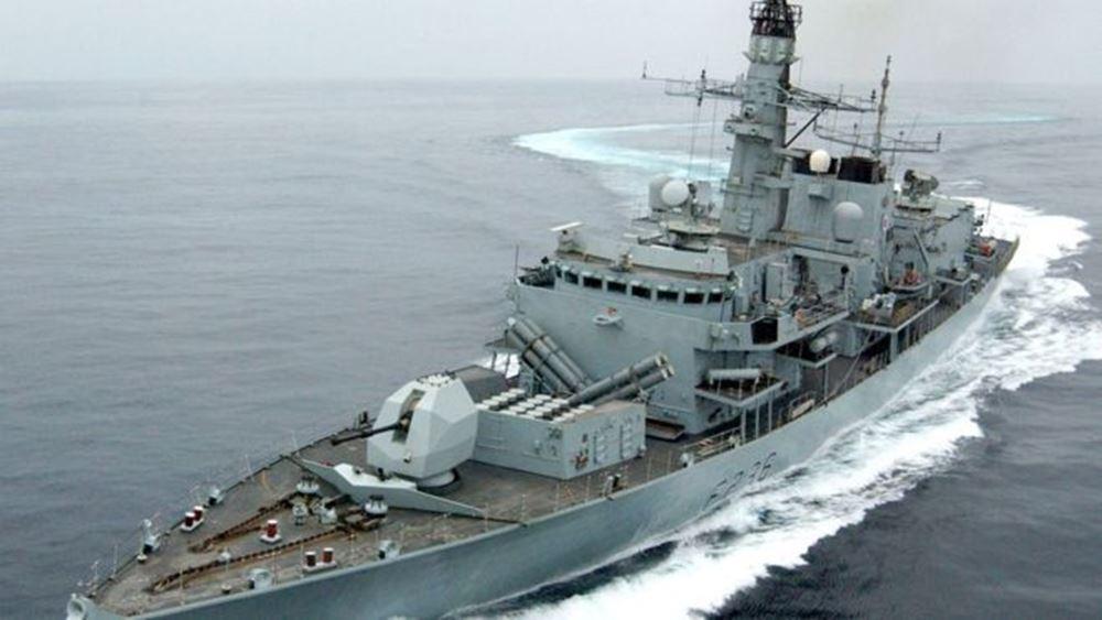 Ιρανικά σκάφη αποπειράθηκαν να καταλάβουν βρετανικό δεξαμενόπλοιο