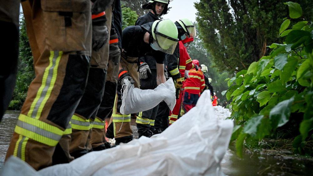 Πλημμύρες στη δυτική Γερμανία: Πάνω από 20 νεκροί - Δεκάδες αγνοούμενοι και καταρρεύσεις σπιτιών