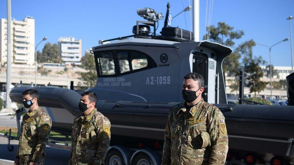 Δύο ακόμη υπερσύγχρονα ταχύπλοα περιπολικά σκάφη παρέλαβε το Λιμενικό Σώμα