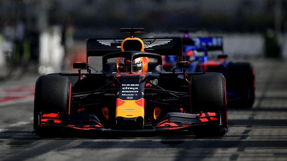 F1: Νίκη του Max Verstappen στην Γερμανία (vid.)
