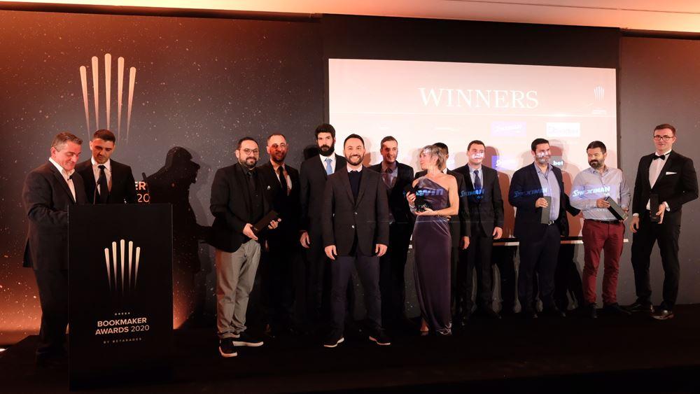 Ποιοι διακρίθηκαν στα πρώτα Greek Bookmaker Awards