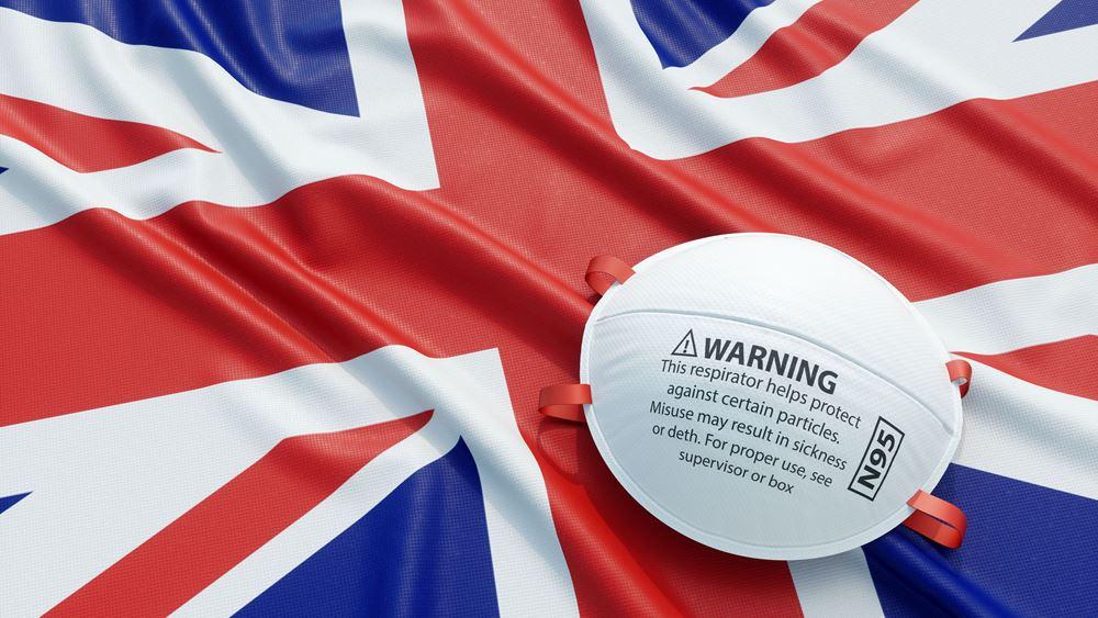 Βρετανία: Σχεδόν 38.000 κρούσματα του νέου κορονοϊού