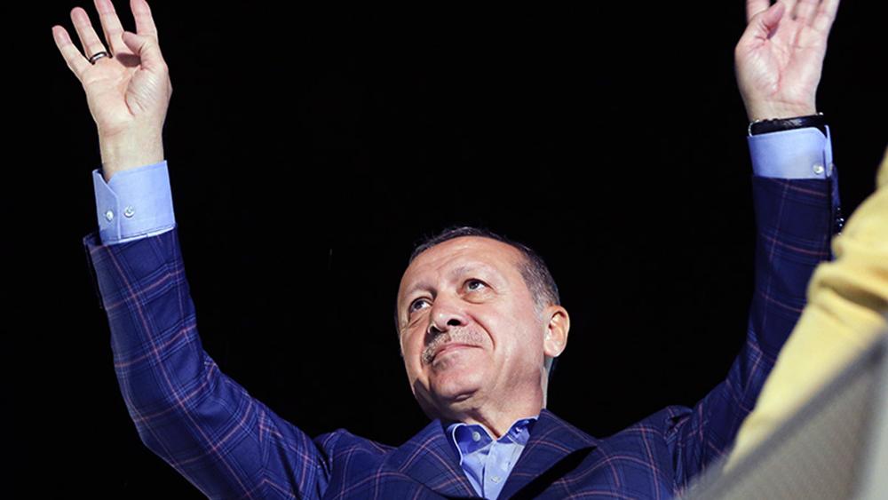 Ερντογάν: Η Τουρκία θα συνεχίζει να υπερασπίζεται τα συμφέροντά της σε Ιράκ, Συρία, Μεσόγειο