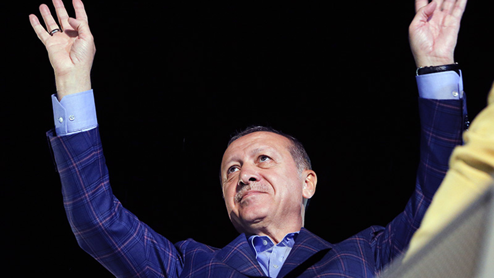 Μόνη διέξοδος του καθεστώτος Ερντογάν η διαρκής ριζοσπαστικοποίηση