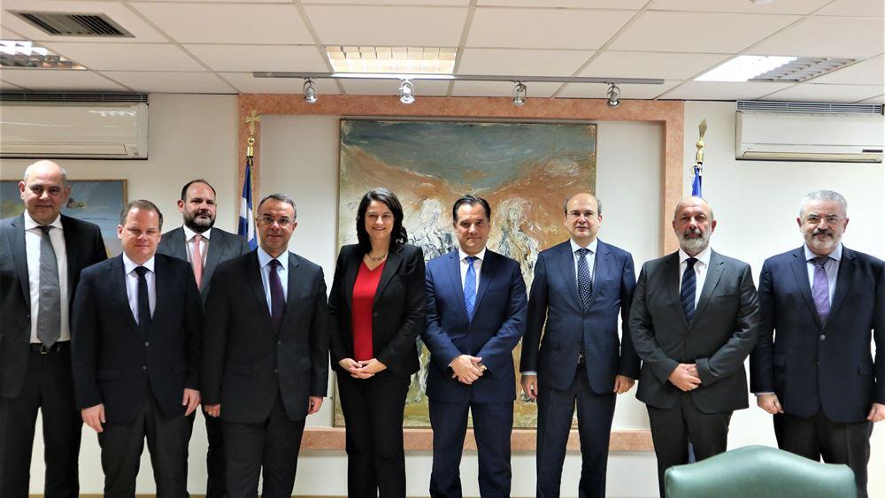 Εγκρίθηκαν δύο νέα έργα ΣΔΙΤ από τη διυπουργική επιτροπή
