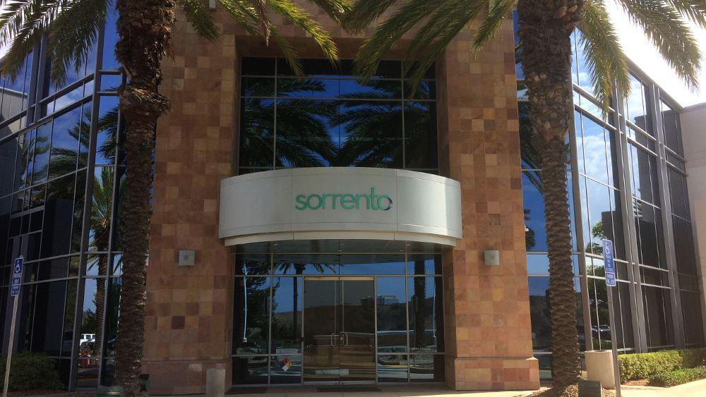 Sorrento Therapeutics: Απέρριψε πρόταση εξαγοράς, ενισχύεται 25% η μετοχή της