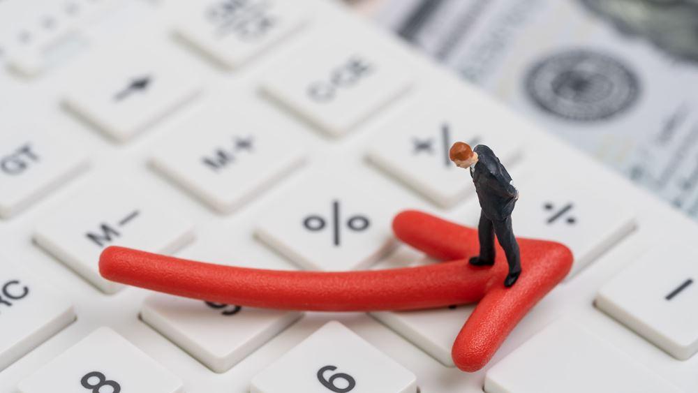 Προβλέψεις ΟΟΣΑ για την Ελλάδα: Ύφεση έως 9,8%