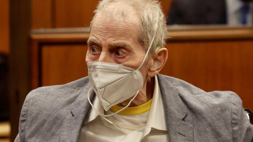 ΗΠΑ: Ο μεγιστάνας των ακινήτων Ρόμπερτ Νταρστ καταδικάστηκε για δολοφονία