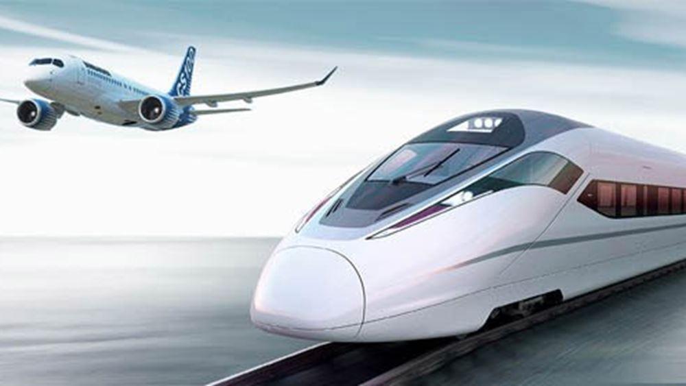 Bombardier: Συμφωνία 724 εκατ. δολ. για την πώληση τρένων στη Βρετανία