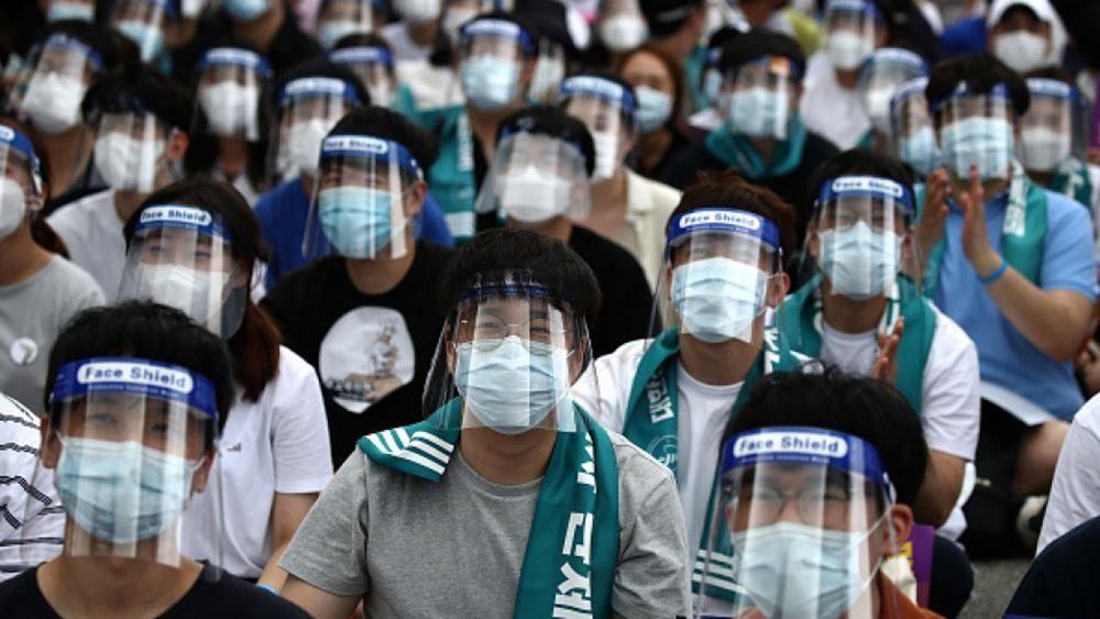 Νότια Κορέα: 97 κρούσματα κορονοϊού και 2 θάνατοι σε 24 ώρες