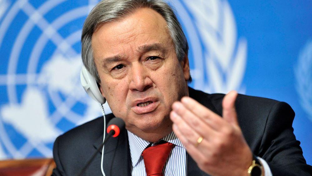 Λιβερία: Συγχαρητήρια του ΓΓ του ΟΗΕ στον Τζ. Γουεά για τη νίκη του στις προεδρικές εκλογές