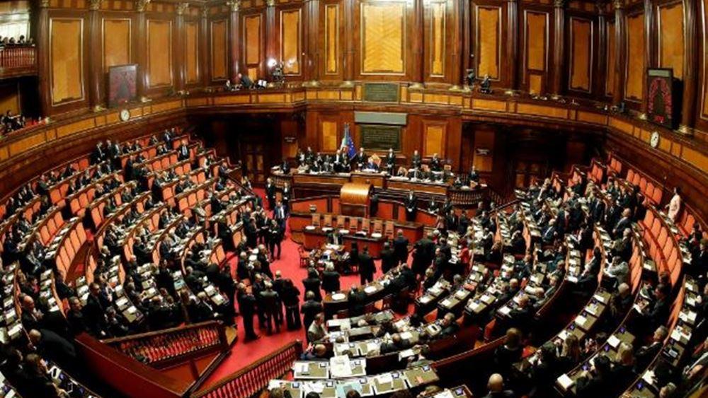 Ιταλία: Νέα ενδοκυβερνητική κρίση Πεντάστερων - Λέγκας στη Γερουσία